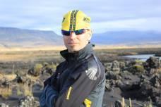 Maratonec na Islandu už je týden na cestě
