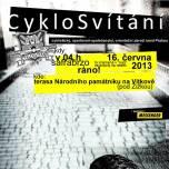 Zveme Vás na cyklozávod s neobyčejnou atmosférou ranní Prahy