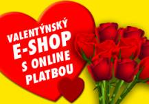 Valentýnský e-shop
