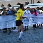 MESSENGER RUNNING TEAM na pražském VW maratonu