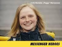 Rozhovor s Peggy o závodění a motivaci