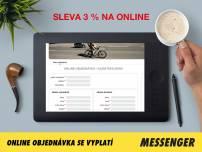 Online objednávka se vyplatí!