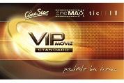 1x poukázka STANDARD v síti CineStar a Cinemax